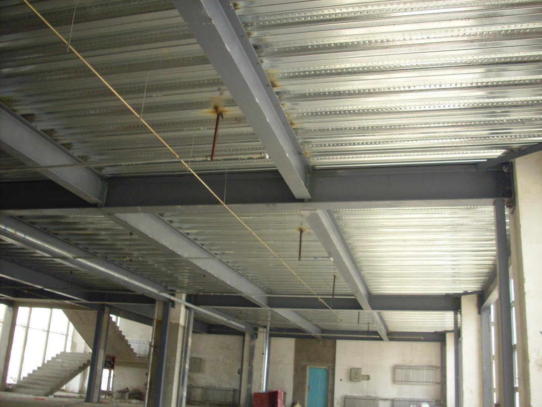 钢结构隔层设计