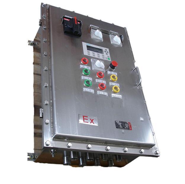 ExdIIBT4 IP65户外防爆配电柜,不锈钢防爆箱
