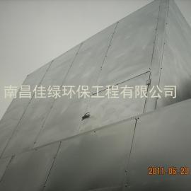 横流冷却塔噪声治理,逆流冷却塔噪声治理