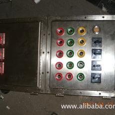 不锈钢防爆箱/不锈钢防爆仪表箱/ExdIIBT4