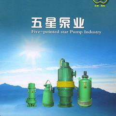 五星防爆潜水泵|排沙排污泵
