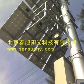 森林防火广播供电太阳能发电系统
