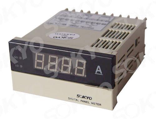 dp3系列数显电测表,数字式电流电压表-武汉松野厂家直销