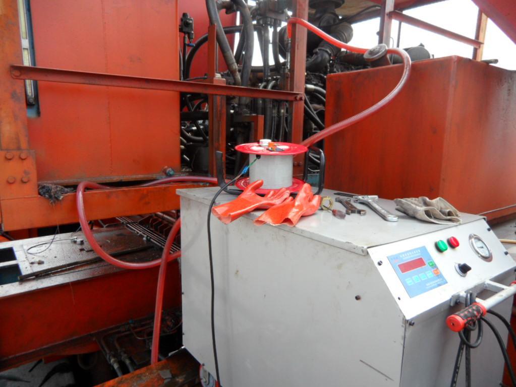 专业清洗液压系统