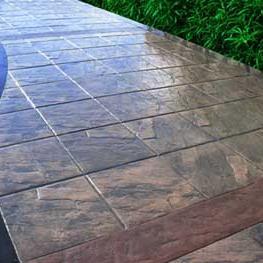 河南湖南 混凝土压模地坪;压模地坪艺术地面 施工做法