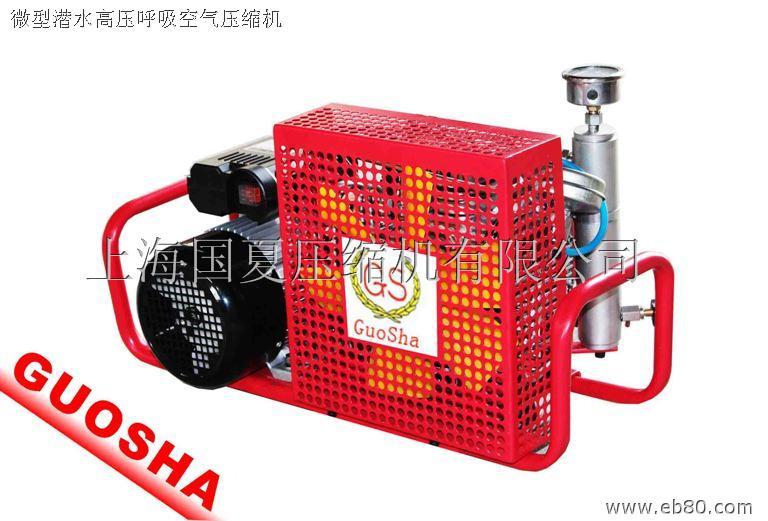 潜水呼吸高压空气压缩机【质量最好】
