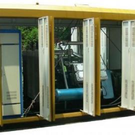 10立方大流量250公斤压力高压空压机(超大出气量)