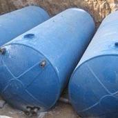 污水处理设备 武汉玻璃钢化粪池