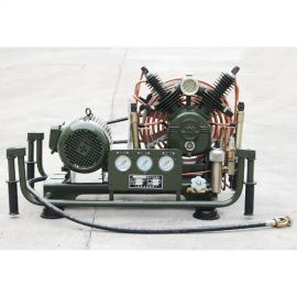 气瓶阀门20兆帕气密性检测专用小型高压空气压缩机