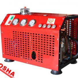 130公斤压力空压机 13MPA空气压缩机 13兆帕压缩机