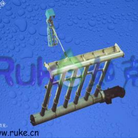 南京XB-100不锈钢浮筒式旋转滗水器厂家