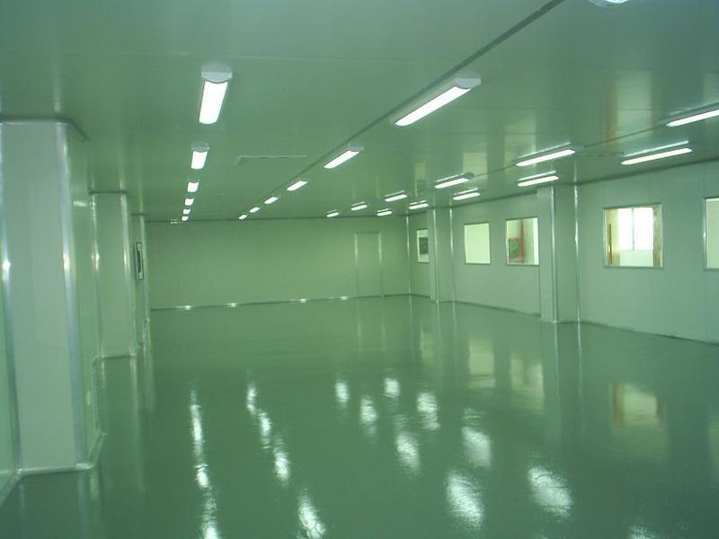 广州洁净厂房装修千级洁净车间设计装修