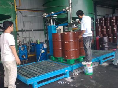 安徽吨桶灌装机 液体自动定量灌装机厂家