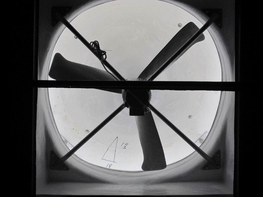 屋顶负压降温风机,钢结构厂房闷热