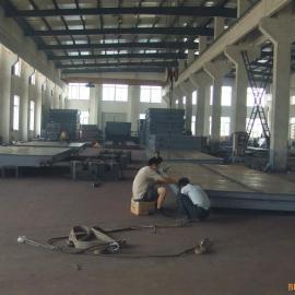 地磅厂家采用上海宝钢、马鞍山生产优质品牌地磅上海地磅价格