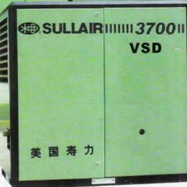 纯洁空气空压机寿力无油空压机,百分百无油