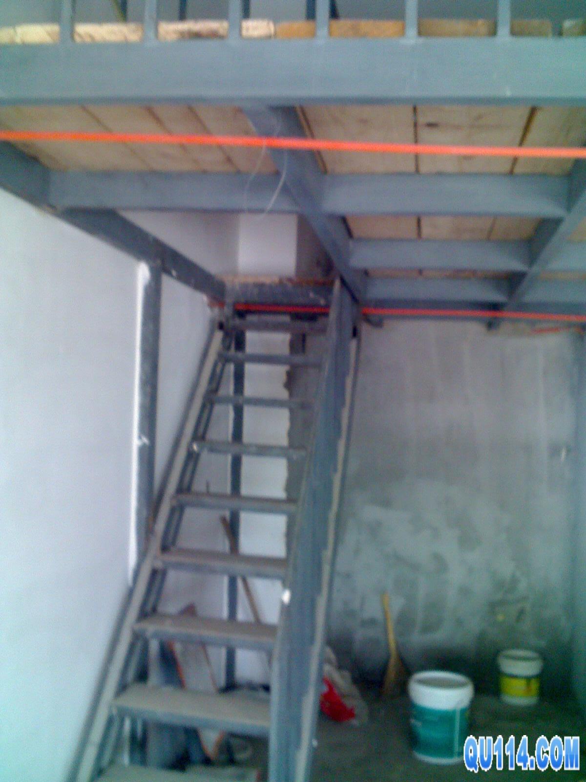 北京专业钢结构制作 阁楼安装搭建焊接