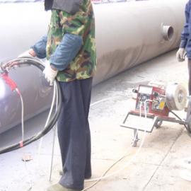 南京电弧喷锌喷铝喷不锈钢