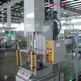 供应电机转轴压入压装机/杭州马达轴心转轴压装油压机