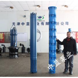 大流量深井潜水泵型号及价格和厂家