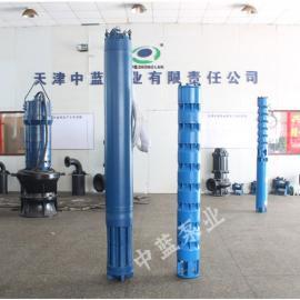 天津大流量深井潜水泵型号及价格