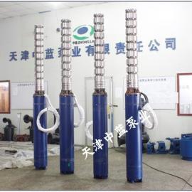不锈钢井用潜水泵
