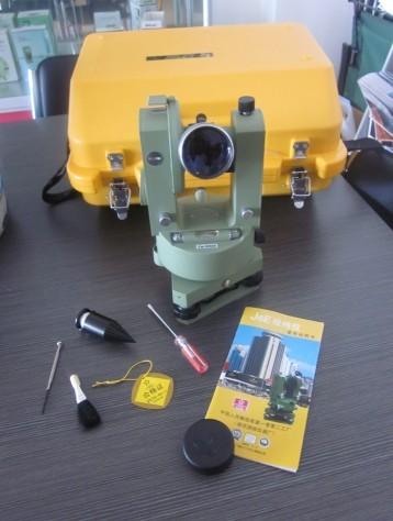 南京1002厂6秒光学经纬仪j6e