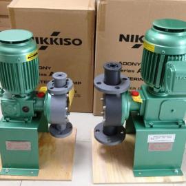 nikkiso日机装计量泵AHB52-PCT-FN苏州现货