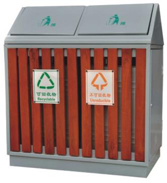 垃圾桶商丘垃圾桶钢木垃圾桶钢木分类垃圾桶脚踏垃圾桶制造商