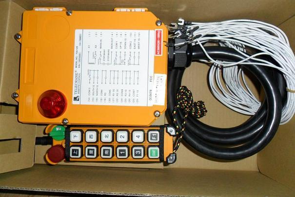 12D 双速遥控器 双速遥控器 天车遥控器图片