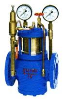 >> 900x型膜片式紧急关闭阀  dy100x遥控浮球阀,dy200x减压阀,dy300x图片