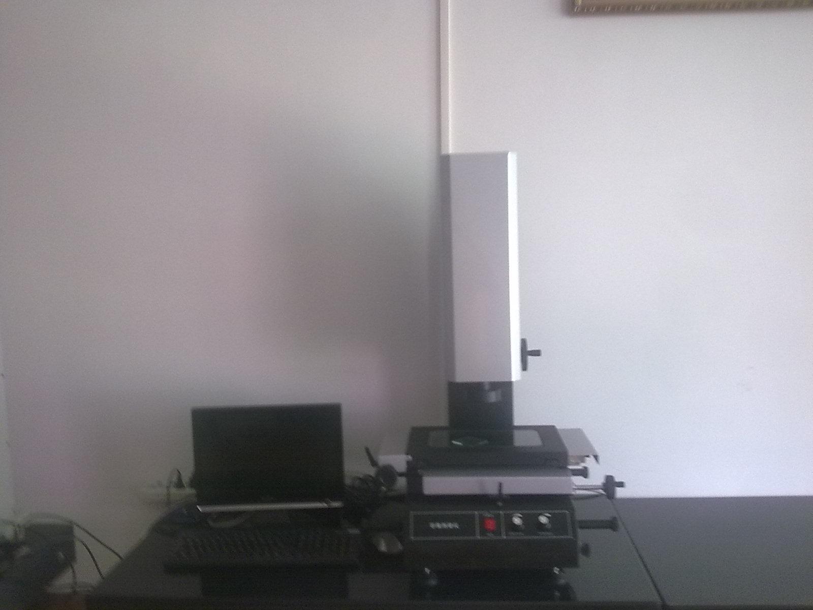 vms2010二次元测量仪