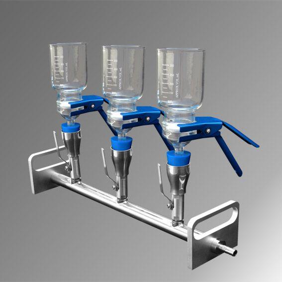 实验室真空抽滤装置|溶剂过滤器|滤膜滤器