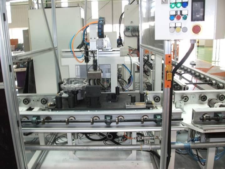 变速箱自动化装配生产线设备 上海维日托自动