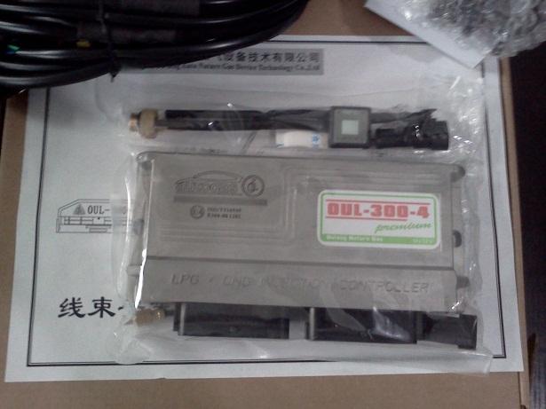 CNG汽车燃气装置配件系统图片