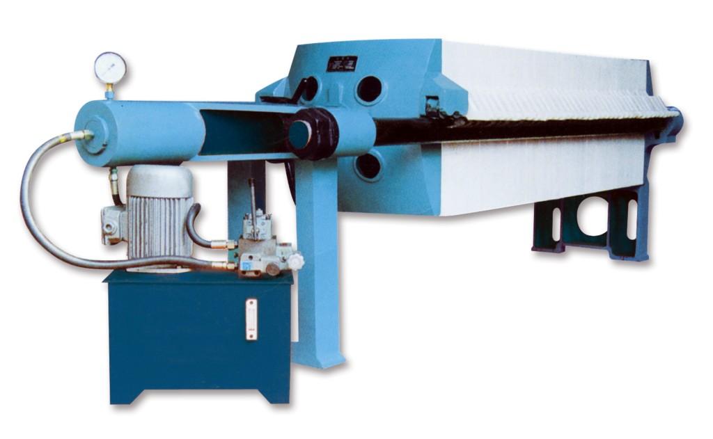 铸铁压紧压滤机