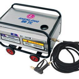 神龙牌高压清洗机QL-380型 高压清洗机高压水枪 长安清洁用品