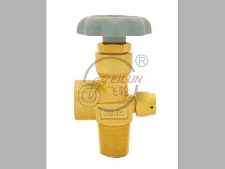 活瓣式氧气瓶阀 cga300图片