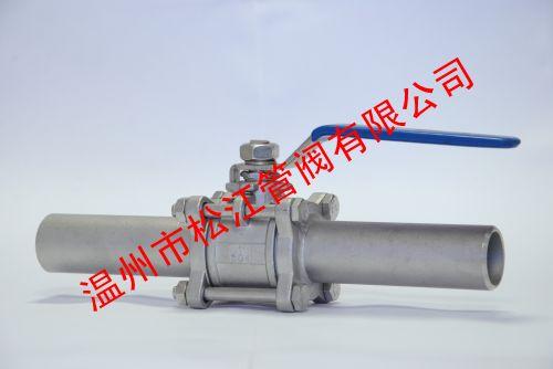 焊接球阀,全焊接球阀,不锈钢焊接球阀图片