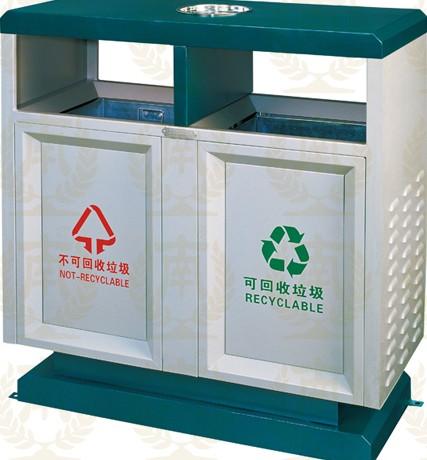 河南三门峡钢板垃圾桶制造商供应商-郑州星超环保