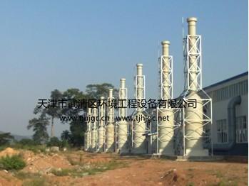 洗涤塔设备 立式洗涤塔 非洲项目洗涤塔-天津市武清区