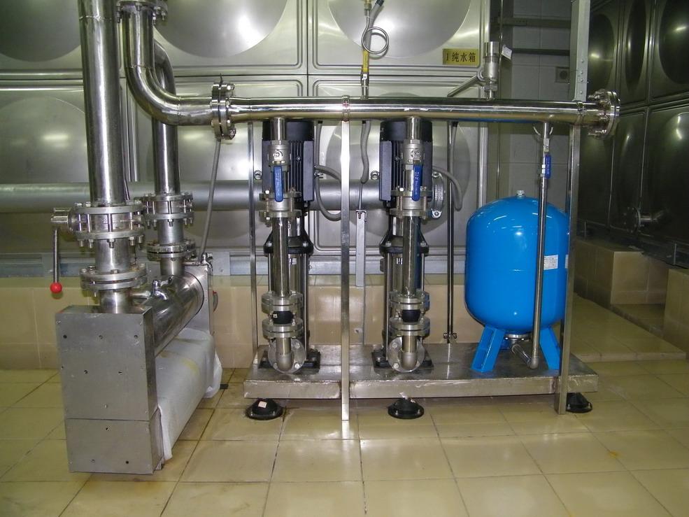 上海供应变频供水设备,变频给水设备价格 - 中国供应商