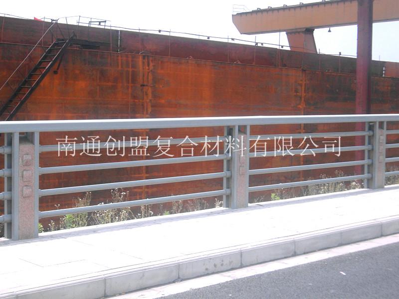 天津海边景观护栏工程