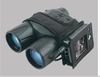 车载夜视双筒望远镜