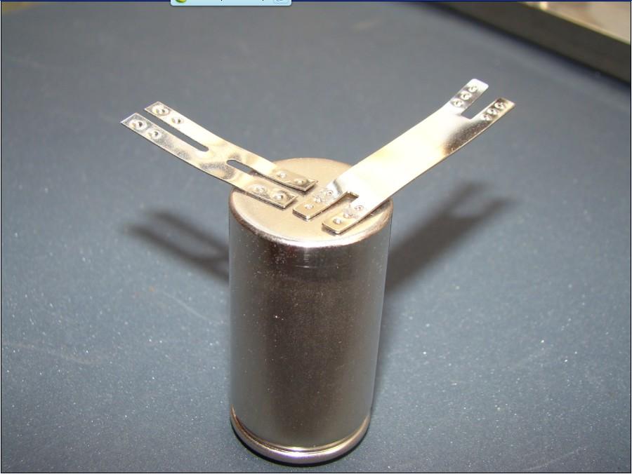 锂电池碰焊加工点焊加工产品图片图片