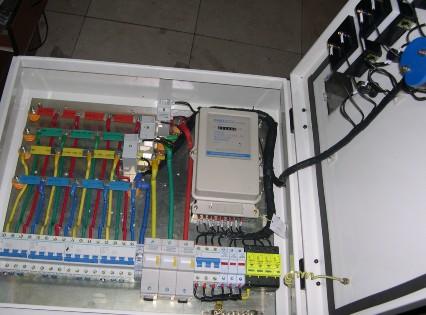 光伏交流配电柜 光伏交流配电柜 交流焊机接线图图片