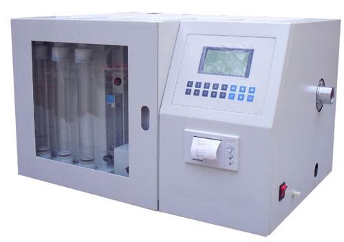 鹤壁市正立仪器仪表有限公司 产品展示 测硫仪 定硫仪 >> 煤质化验