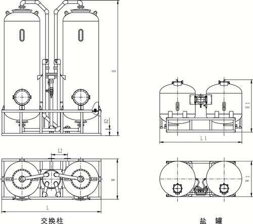 本产品适用于工业和民用锅炉给水,中央空调给水及生产工艺用水等