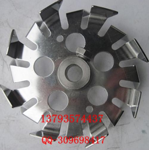搅拌机分散盘/304 316不锈钢叶片/叶浆/叶轮/搅拌机图片