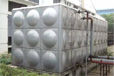 海口宏伟不锈钢水箱